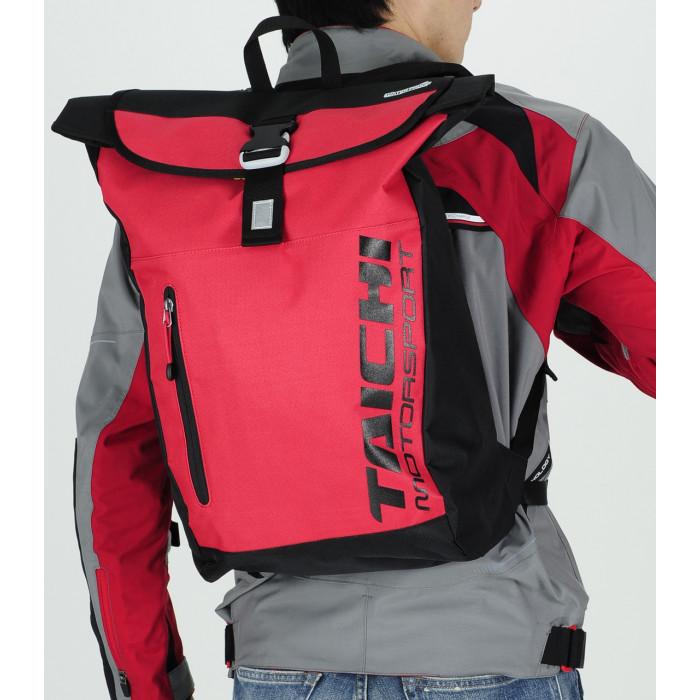 Рюкзак RS TAICHI RSB271 WaterProof красный