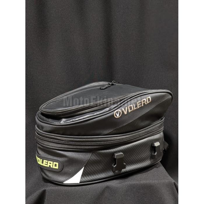 Cумка на хвост мотоцикла VOLERO RR9019+ с расширением