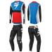Комплект для мотокросса SHIFT MAINLINE MULTI SET черный/красный/синий