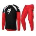 Комплект для мотокросса SHIFT MAINLINE BLACK/RED SET черно-красный