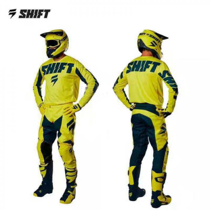 Комплект для мотокросса SHIFT MAINLINE YELLOW SET