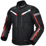 Мотокуртка текстиль GHOST RACING GR-Y07 водонепроницаемая черная