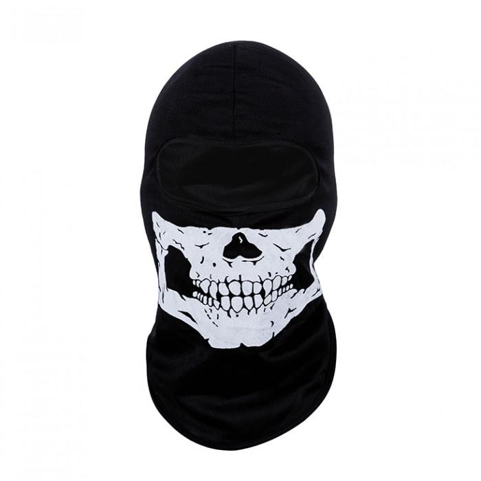Мото Подшлемник (балаклава) Skull с черепом