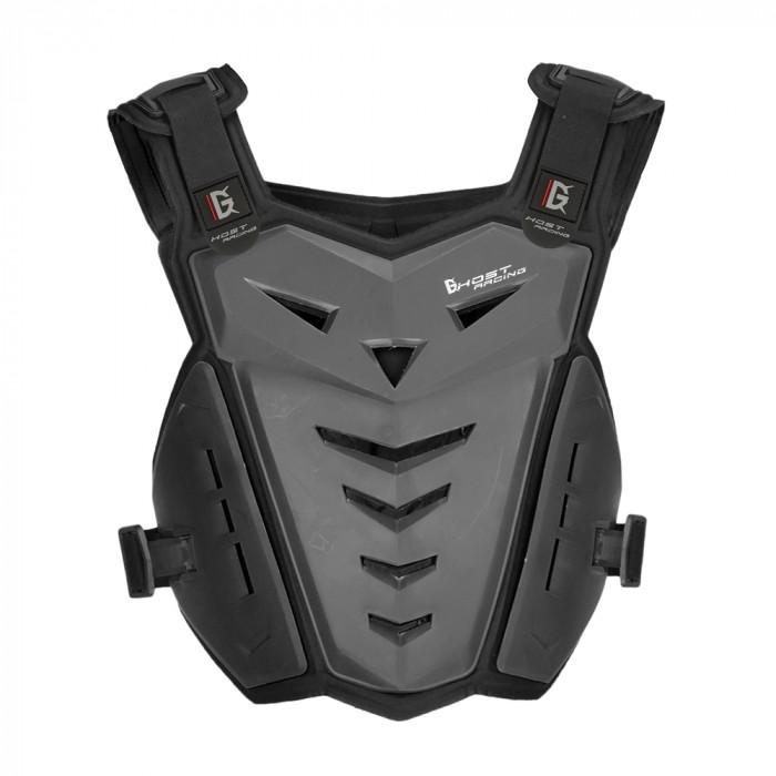 Защитный панцирь GHOST RACING CROSS ARMOR кросс / эндуро черная